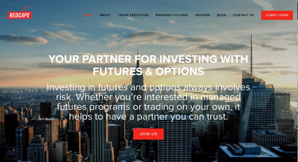 redcape website