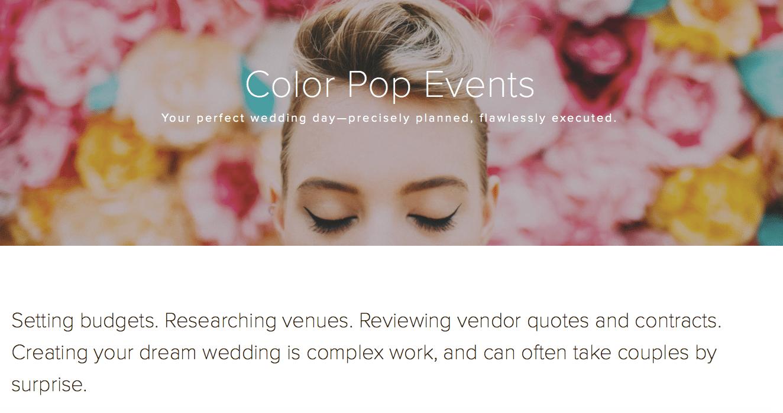 Color pop screenshot