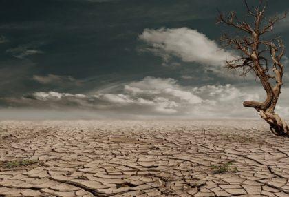 Desert end of the world