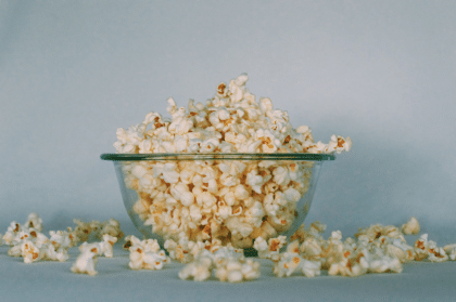 quality copywriting movie popcorn
