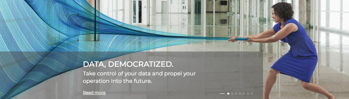 copywriting about data
