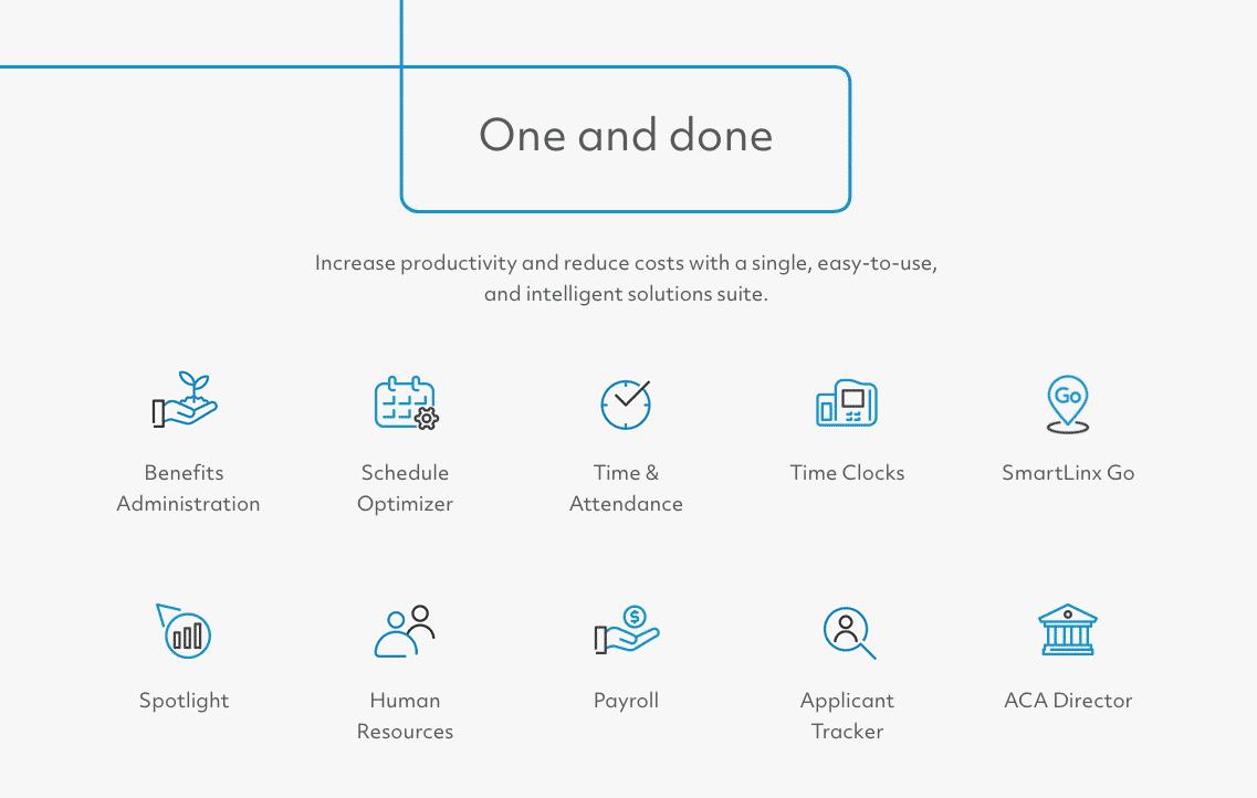 SmartLinx-solutions-list