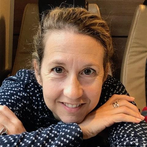 Maria, MarketSmiths copy editor and proofreader