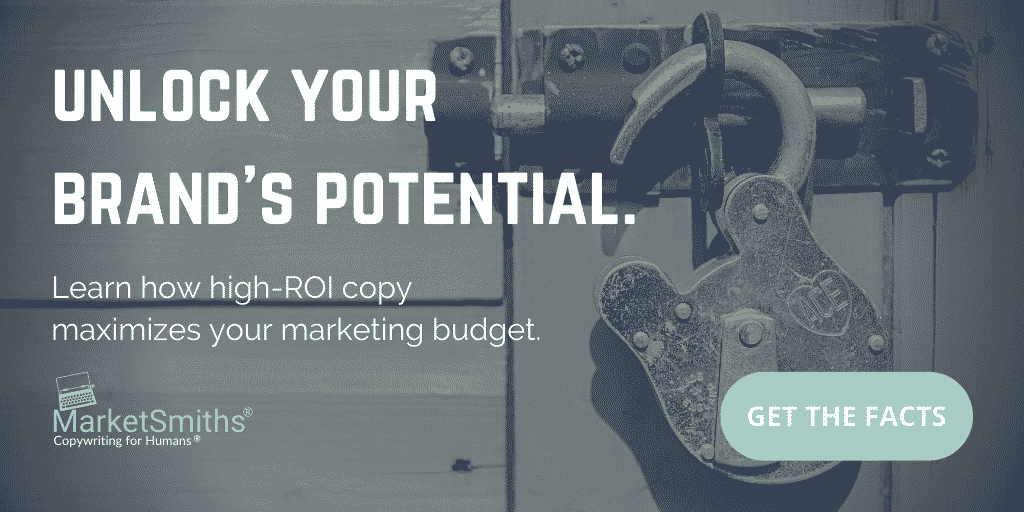 Learn why the best return on your marketing dollar comes from copywriting.
