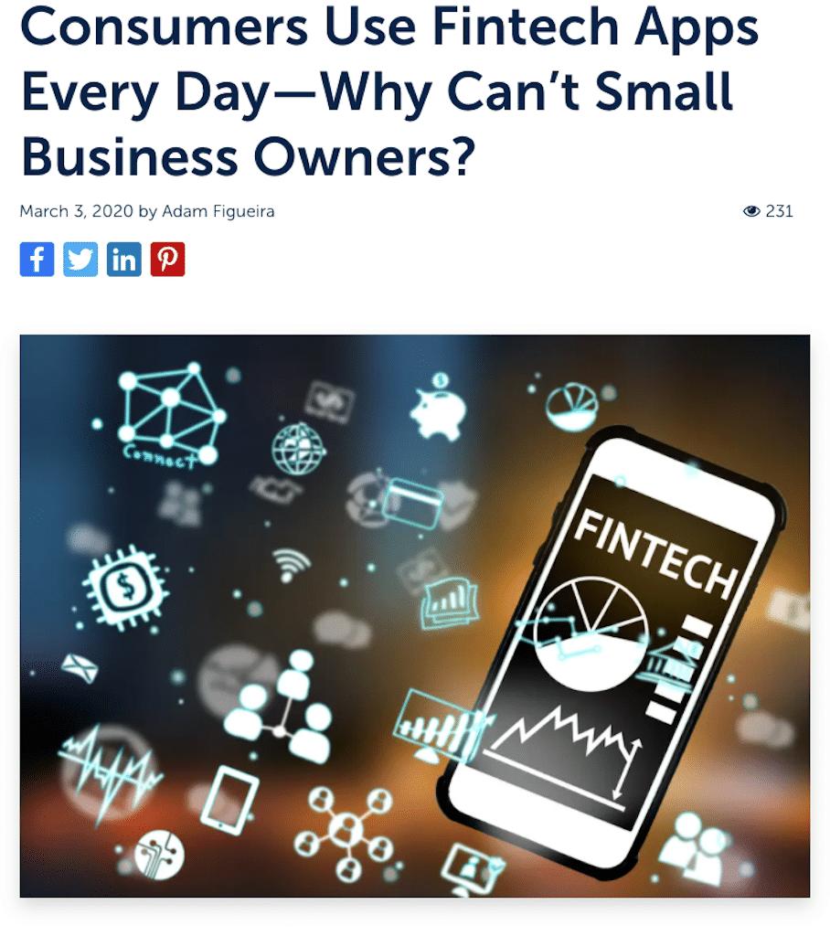 copy for fintech apps Pennsylvania