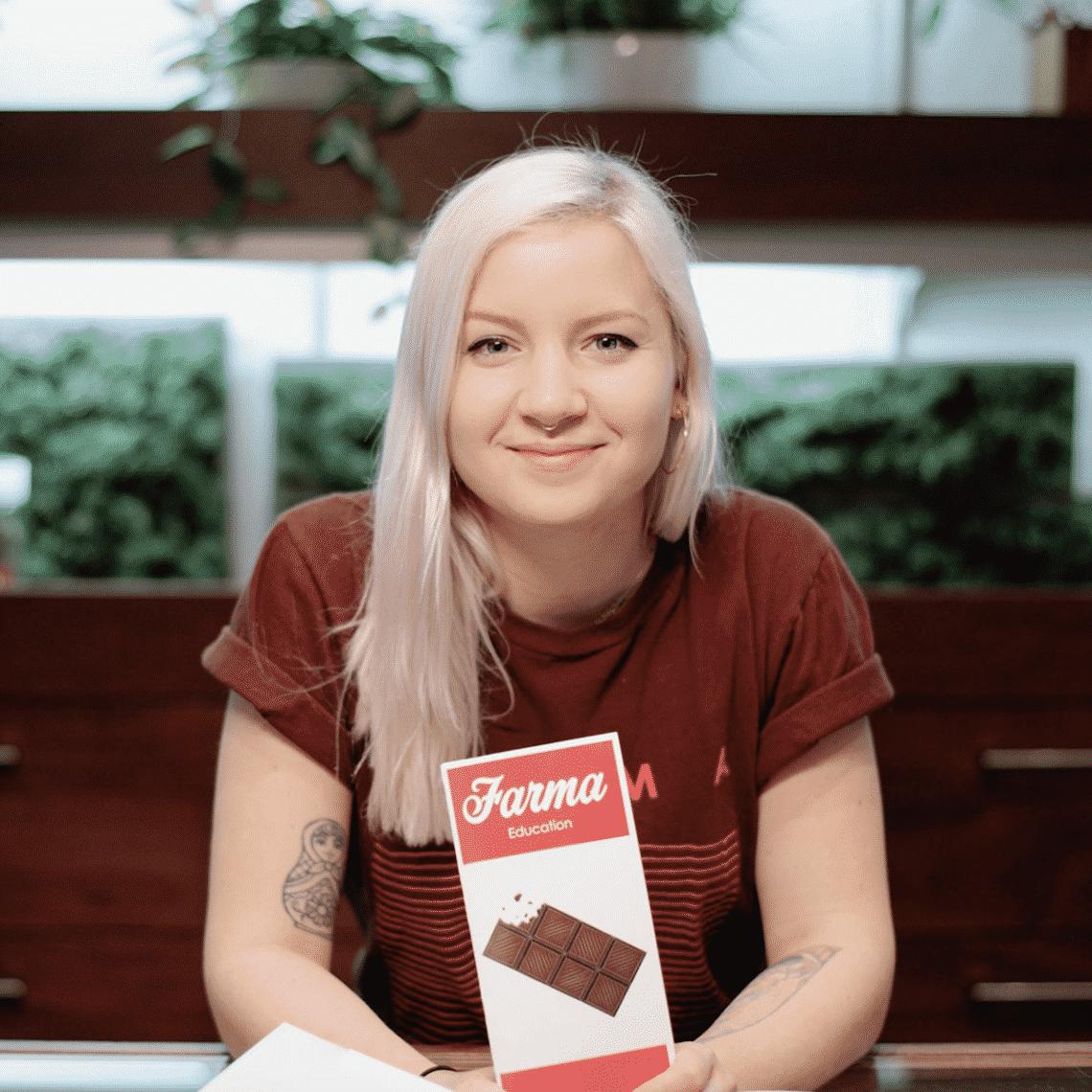 Jelena Grove is a copywriter at MarketSmiths