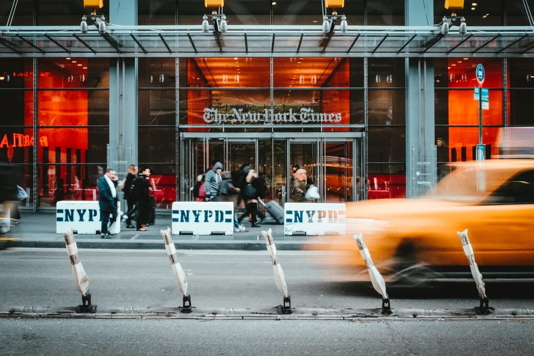 Learn how the New York Times dominates America's journalism industry