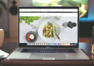 Business website homepage copy