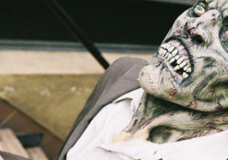 zombie during apocalypse