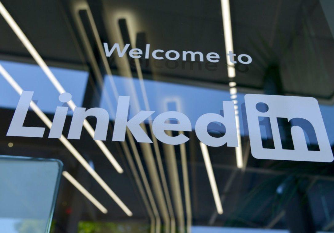 LinkedIn profile content