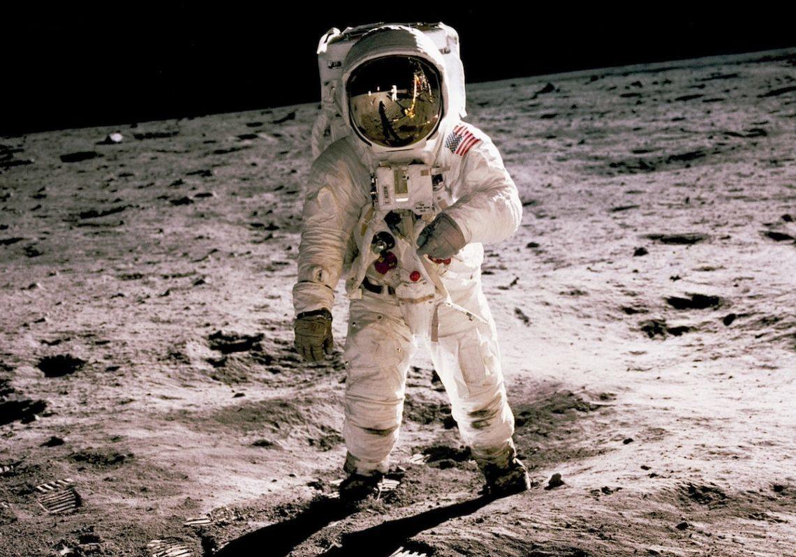 image of astronaut representing marketing launch ROI